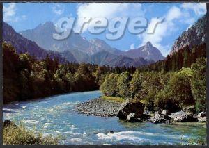 AK Im Gesäuse, Steiermark; Enns mit Reichenstein   28/3