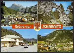 AK Grüsse aus Scharnitz, Tirol, Mehrbild  29/31