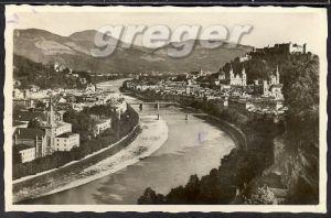 AK Deutsches Reich, Salzburg von Mülln   32/34