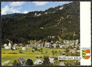 AK Österreich,   Weißbriach Panorama    49/43