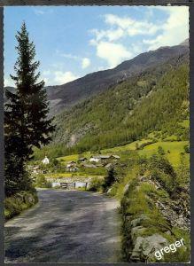 AK Österreich,  Panorama Habichen im Ötztal    53/12