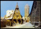 Bild zu AK Rothenburg, Ge...