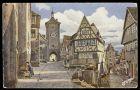Bild zu AK Rothenburg, Pl...