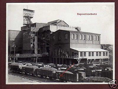 Kleines Fotoalbum Kohlegrube Schlesien u. Umgebung, ca. 1925