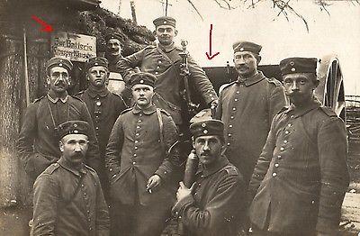 Originalfoto 9x13, Soldaten Art. Regt. 12, Granate, ca. 1916