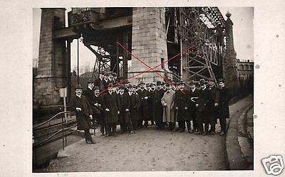 Originalfoto 9x13cm,Schiffshebewerk Henrichenburg, ca. 1920