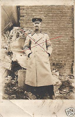 Originalfoto 9x13cm, Leutnant, Frankreich 1915