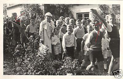 Originalfoto 9x13cm, Jugendfreizeit in  Büsum, ca. 1935