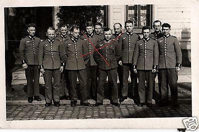 Originalfoto 9x13cm, Soldaten Panzer Pi. Batl. 19 Holzminden, 1943