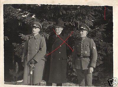 Originalfoto 9x12cm, Wehrkreispfarrer Irmer, ca. 1927