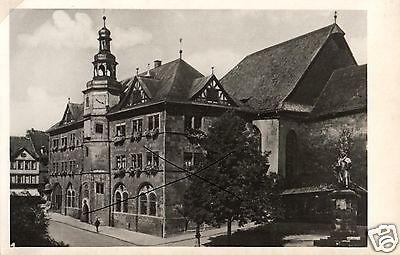 Originalfoto 9x13cm, Nordhausen, Ratskeller, ca. 1935
