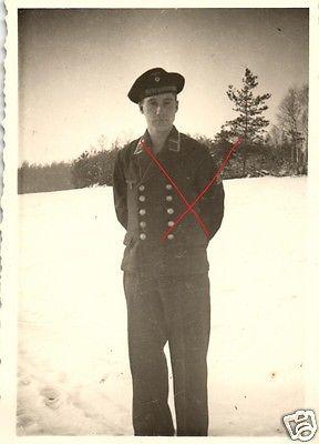 Originalfoto 7x10cm, Matrose, ca. 1940