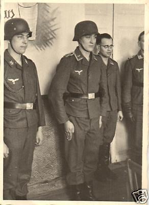 Originalfoto 7x10cm, Luftwaffe, Ausbildung