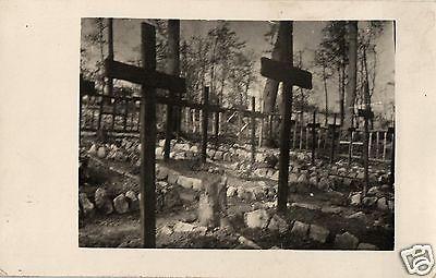 Originalfoto 9x13cm, Deutscher Soldatenfriedhof bei Hurte-Biese, Belgien