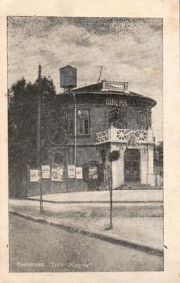 Feldpostkarte Radomsko Polen, 7.10.1939