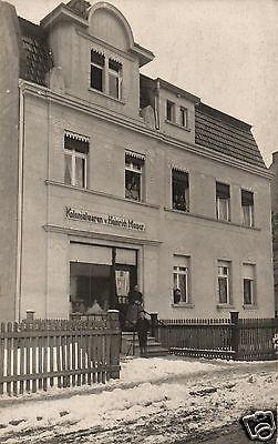 Originalfoto 9x13cm, Kolonialwarengeschäft, ca. 1910