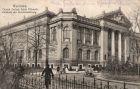 Foto AK, Warschau, Gebäude der Kunstausstellung, 1915