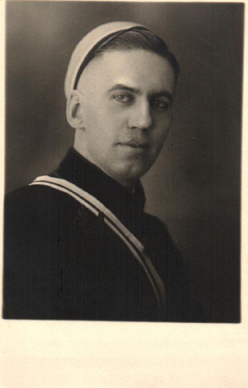 Originalfoto 9x13cm, Medizinstudent Münster, 1932