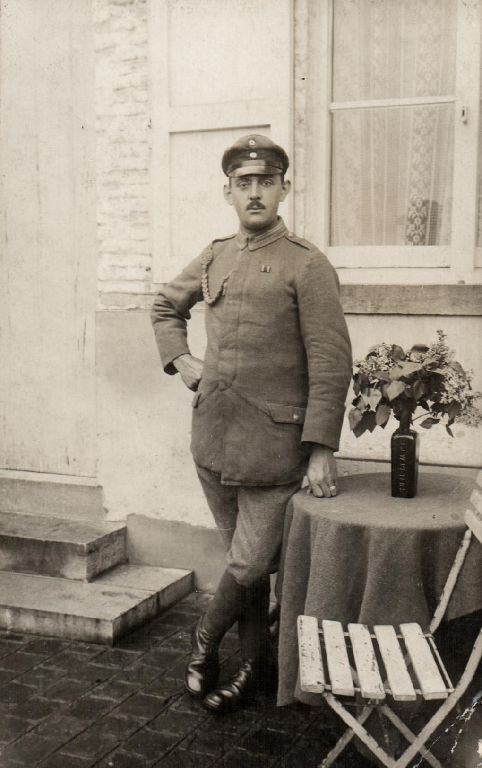 Originalfoto 9x13cm, Unteroffizier, Fuhrparkkolonne 177
