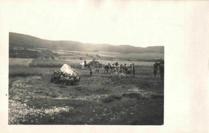 Originalfoto 9x13cm, Pioniere bei einer Übung