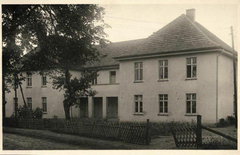 Originalfoto 9x13cm, Wohnhaus in Güstrow, ca. 1935