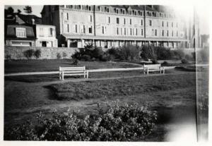 Originalfoto 9x6cm, Le Val André, Hospital, 1941