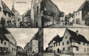Foto AK, Heiligkreuz,1917