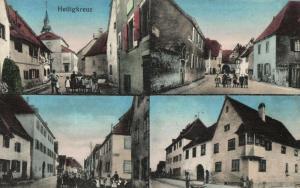 Foto AK, Heiligkreuz, ca. 1910
