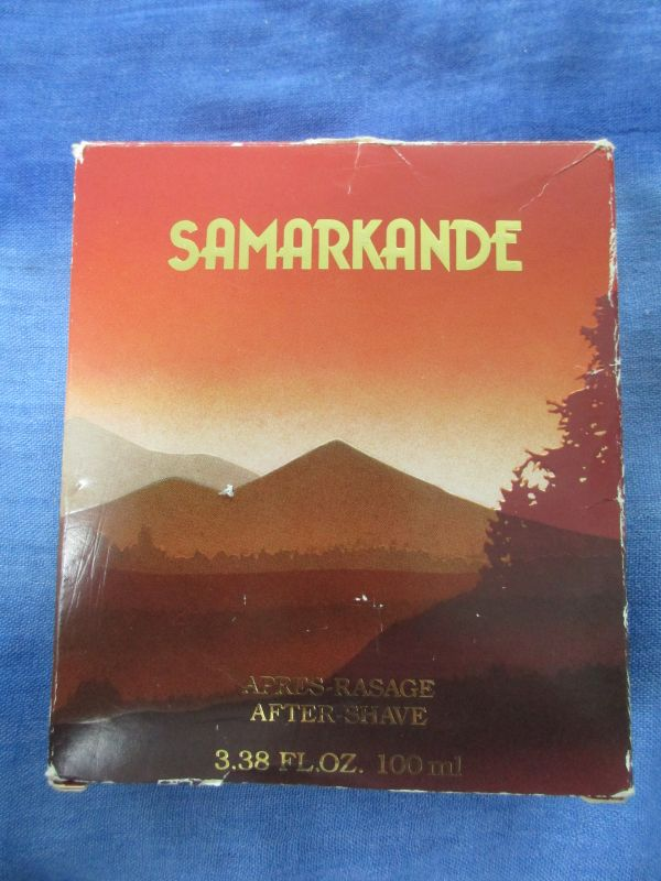 Yves Rocher - Samarkande -After Shave