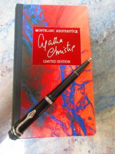 Montblanc Meisterstück Agatha Christie Kugelschreiber