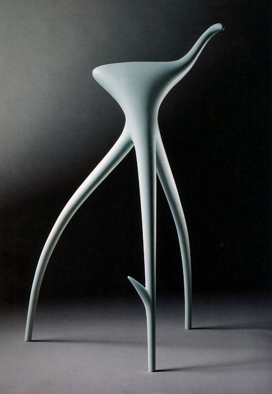 w w stool, vitra, philippe starck, 1991. 0