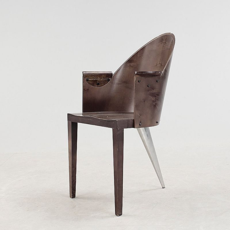 Royalton chair, driade, philippe starck, 1989. 0