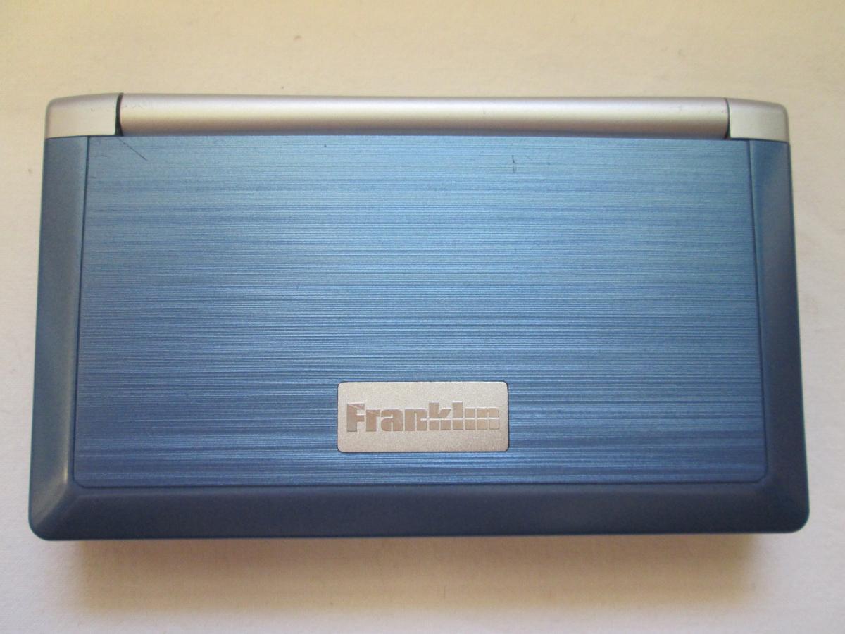 Franklin LDE-1660 (Elektronisches Handwörterbuch Englisch) (Erweiterbarer Übersetzungscomputer)