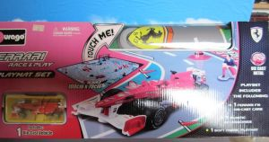 Ferrari Race + Play Spielset