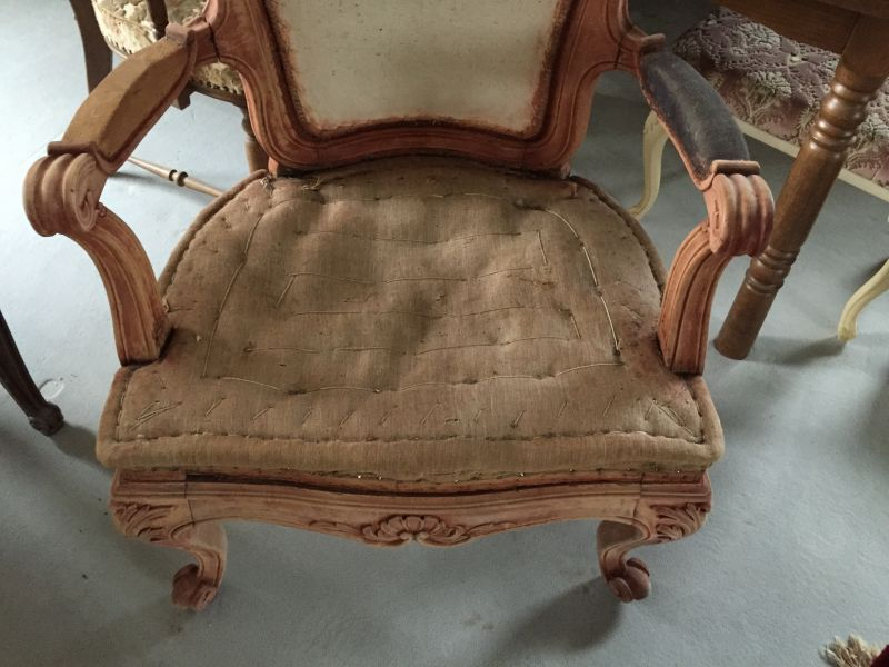 Schöne Alte Stühle Antikde