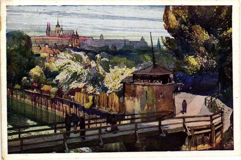 Prag Praha Prague - Jaroslav Setelik