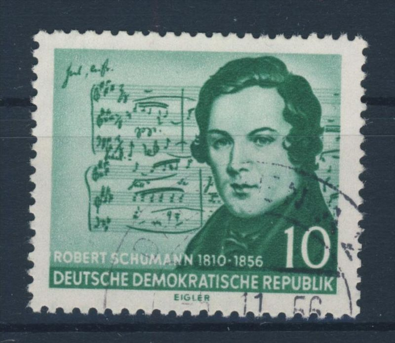 DDR Michel No. 528 XI gestempelt