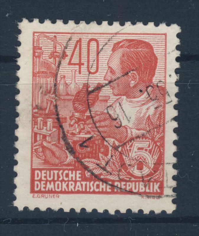 DDR Michel No. 418 YI gestempelt