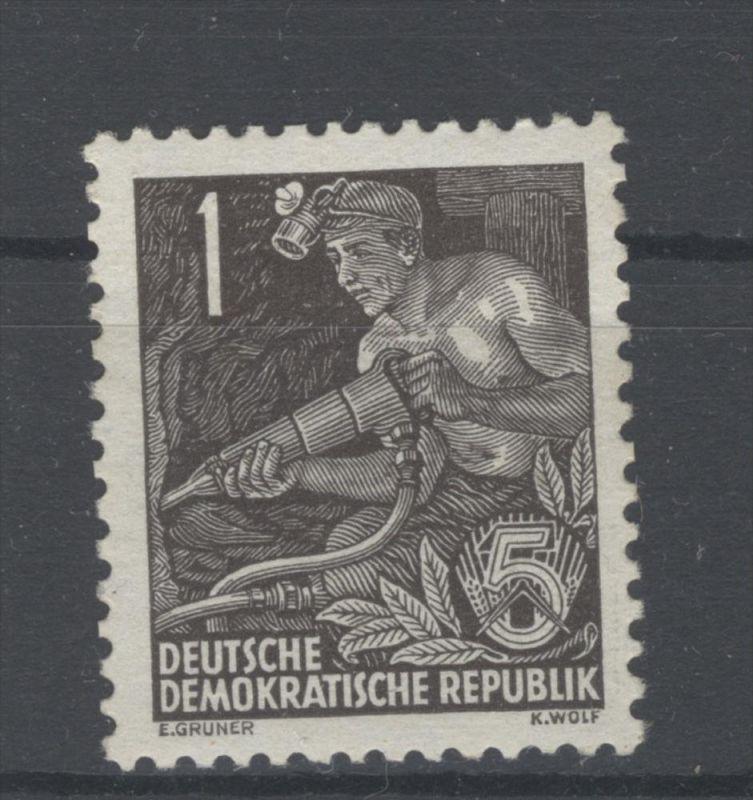 DDR Michel No. 405 YI ** postfrisch geprüft