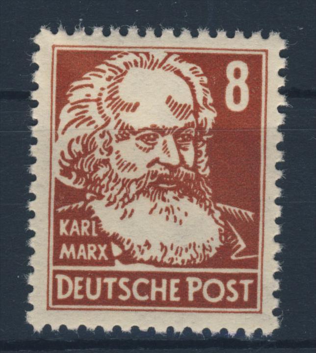 DDR Michel No. 329 z X II ** postfrisch
