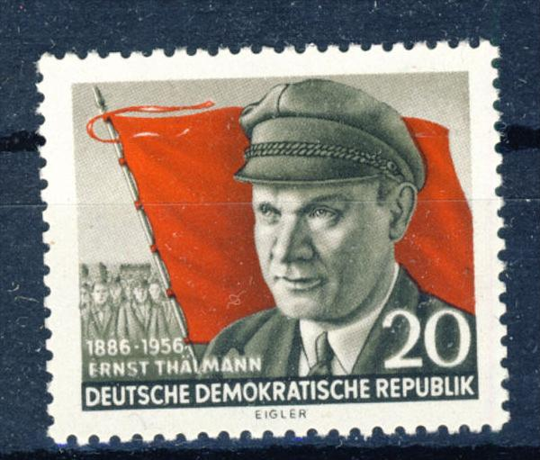 DDR Michel No. 520 A X II ** postfrisch