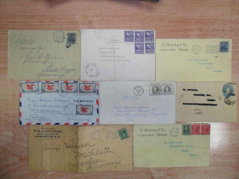 Briefe Usa : Der artikel mit oldthing id  ist aktuell