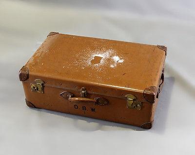 Alter Reise-Koffer
