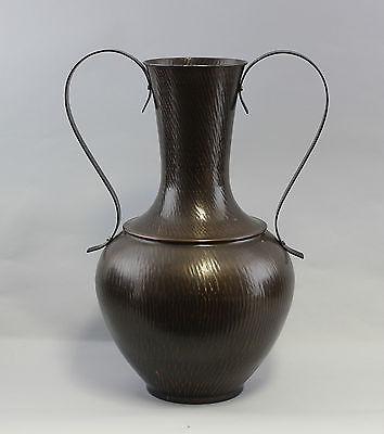 Kupfer Bodenvase H 51 cm 9933663
