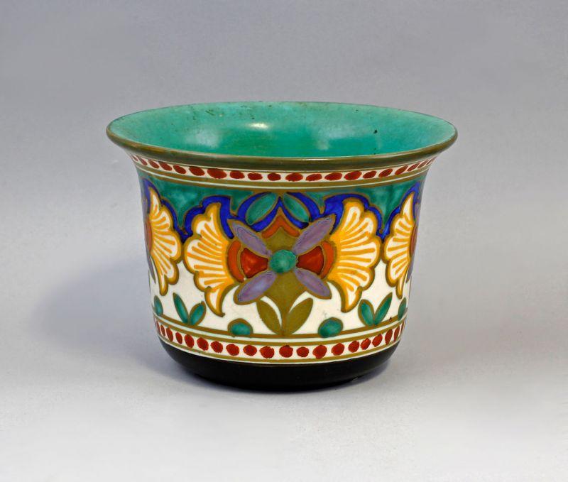 Keramik Blumentopf  Madeleine Royal Z-Holland Gouda 99845356