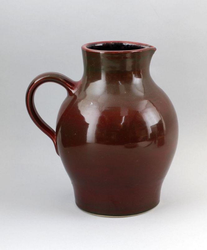 Keramik Schenk-Krug Bürgel Laufglasur 99845151