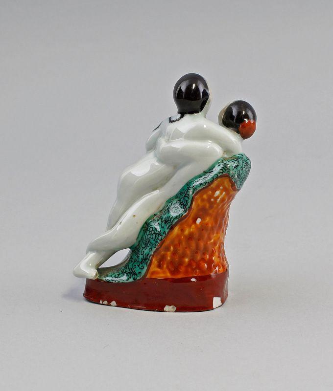 Kleine erotische Porzellan Figur China Kamasutra Erotika 99850020 1