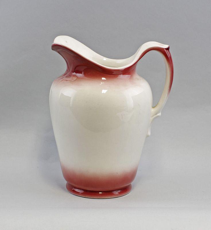 Keramik Schenkkrug Krug Wasser-Kanne Jugendstil 99845071