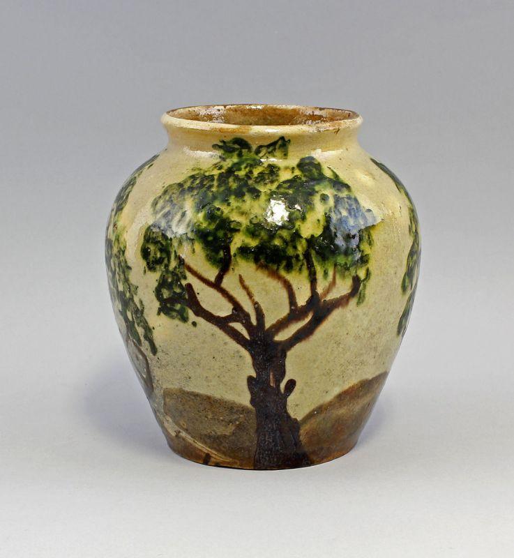 Keramik Jugendstil-Vase Kandern 99845023