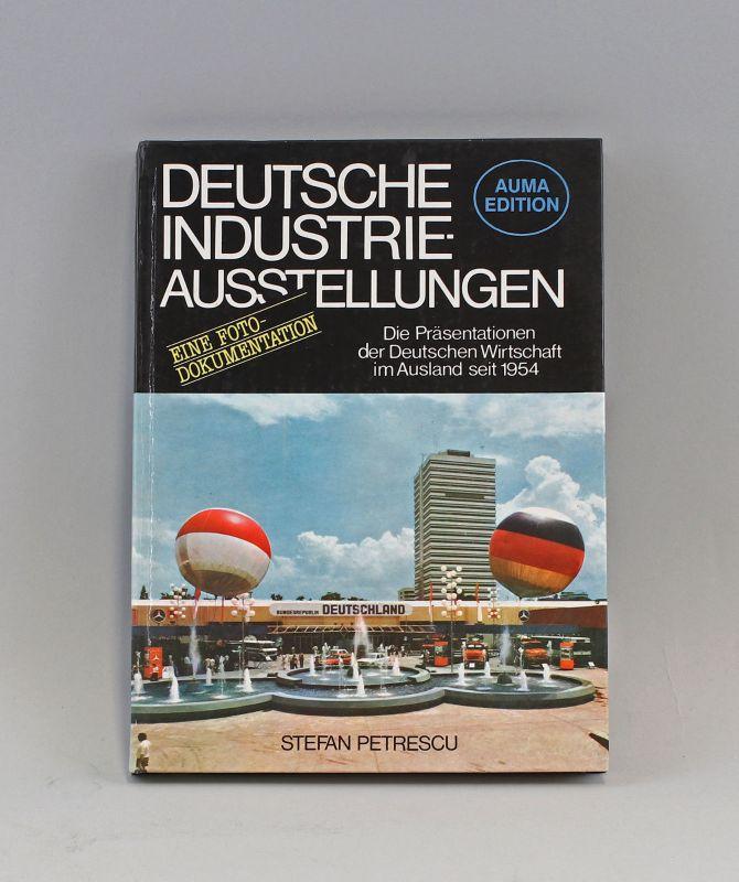 8055014 Petrescu, Deutsche Industrieausstellungen seit 1954